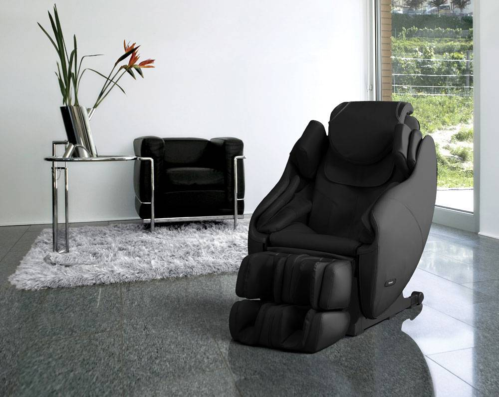 Stress Relief In Shiatsu Massage Chair
